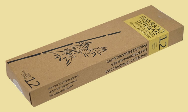 Imprimimos nuestro packaging en Papel reciclado!